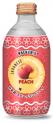 Walker's Japanese Sparkling Soda - Peach