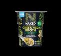 Naked Chinese Green Broth Veg Pot
