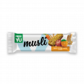 FreeYu musli bar with orange and carrot