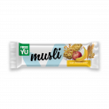 FreeYu musli bar with apple and banana