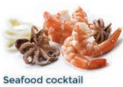 Cocktail seafood