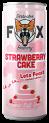 FOX Soda Strawberry Cake
