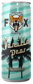 FOX Soda Vanilla Pear