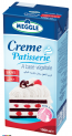 Creme Patisserie, for whipping, veg. fat