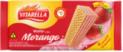 Wafer 120g - strawberry flavor