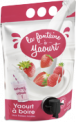 Yogurt fountain