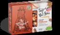 Soft Nut Bars with Honey - Apple & Cinnamon 3x30g