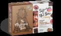 Soft Nut Bars with Honey - Dark Chocolate & Sour Cherry 3x30g
