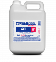 ALCOHOL IN GEL 70 INPM POLY PAIL 4.3 KG
