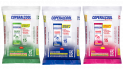 COPERALCOOL BACFREE DISINFECTING WIPES 70%- CROSS FOLD - 15 UNITS 20X18CM
