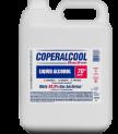 ALCOHOL COPRALCOOL BACFREE LIQUID 70 INPM 5L