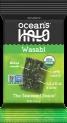 Organic Seaweed Snack - Wasabi