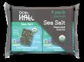 Organic Seaweed Snack - 4 Pack (multipack)