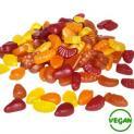 VEGAN Gummy Candies 30% juice - natural flavours , colouring plant concentrates, (Copy)