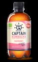 The GUTsy Captain Kombucha Core Raspberry