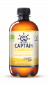 The GUTsy Captain Kombucha Core Pineapple & Peach