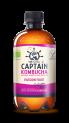 The GUTsy Captain Kombucha Core Passion Fruit