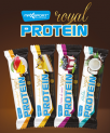 Royal Protein bar