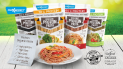 Organic protein pasta