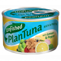 Unfished PlanTuna with Lemon and Pepper 150g