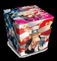POP UP BOX - AMERICAN MOVIES STAR - SWEET