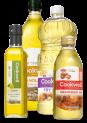 Range of oils