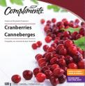 IQF Conventional Cranberries