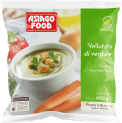 Frozen Vegetable Creamy Soup