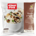 Frozen Mushroom Risotto with Porcini