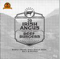 Irish Angus Beef Burgers - Premium Export
