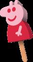 STICK Peppa Pig