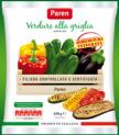 Grilled Sliced Vegetables