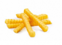QUICK OVEN Fries crinkle 10x11mm