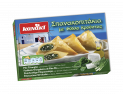 Filo Triangles 300g with Spinach, Mizithra and Feta cheese