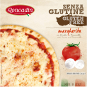 GLUTEN FREE--- PIZZA MARGHERITA