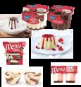 Creme Desserts, Pudding, Mousses