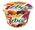 Yogurt with 7 types of cereals, fruit and muesli  200g