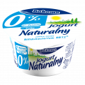 Natural fat free yogurt 170g