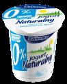 Natural fat free yogurt 350g