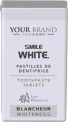 TOOTHPAST whiteness