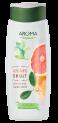 AROMA shower gels/shower creams