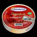 Mackerel steaks in tomato sauce 160g Diavena