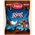 """Coconut & Chocolate Rings - """"Just For You """""""