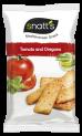 Snatt's Mediterranean Snack Tomato & oregano 120 gr Pillow bag