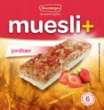 Muesli+ cereal bar - strawberry / yoghurt
