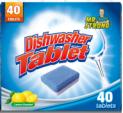 Dishwashing tablets