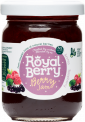 Organic Aronia-Raspberry Jam