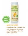 Paraben Free Baby Powder