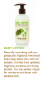 Extra Mild Unscented Baby Lotion