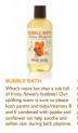 Tangerine Bubble Bath